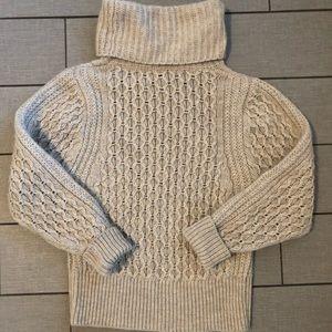 Italian Yarn Knitted Banana Republic Sweater Sz S